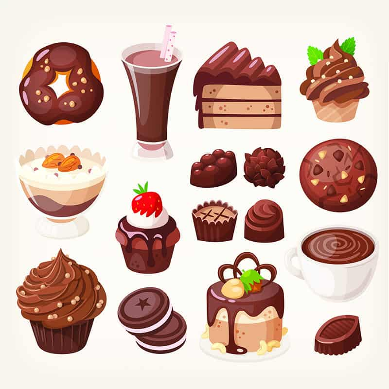 How Many Carbs in Chocolate - Interesting Nutrition Facts